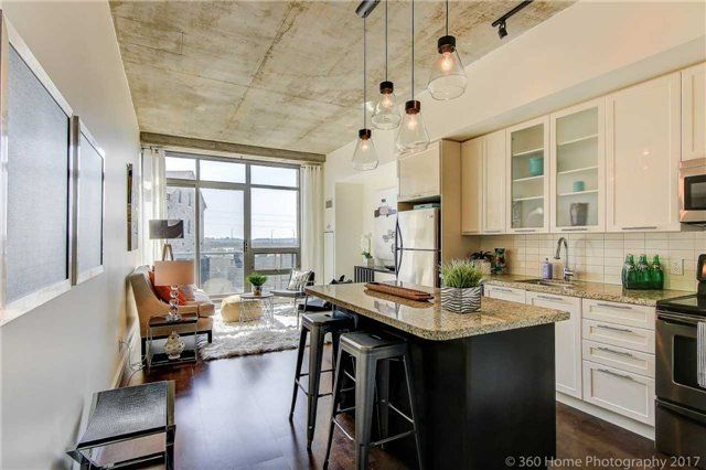 FEATURED LISTING: 423 - 33 Mill Street Toronto