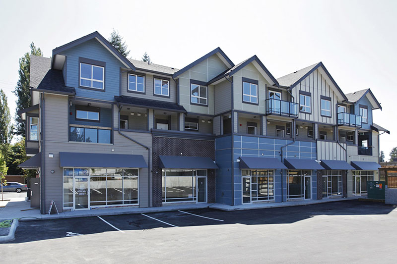 Main Photo: #232 32095 Hillcrest Ave. in Abbotsford: Abbotsford West Townhouse for rent