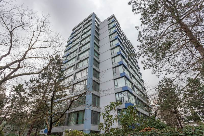 Main Photo: 901 5425 YEW STREET in : Kerrisdale Condo for sale : MLS® # R2037317