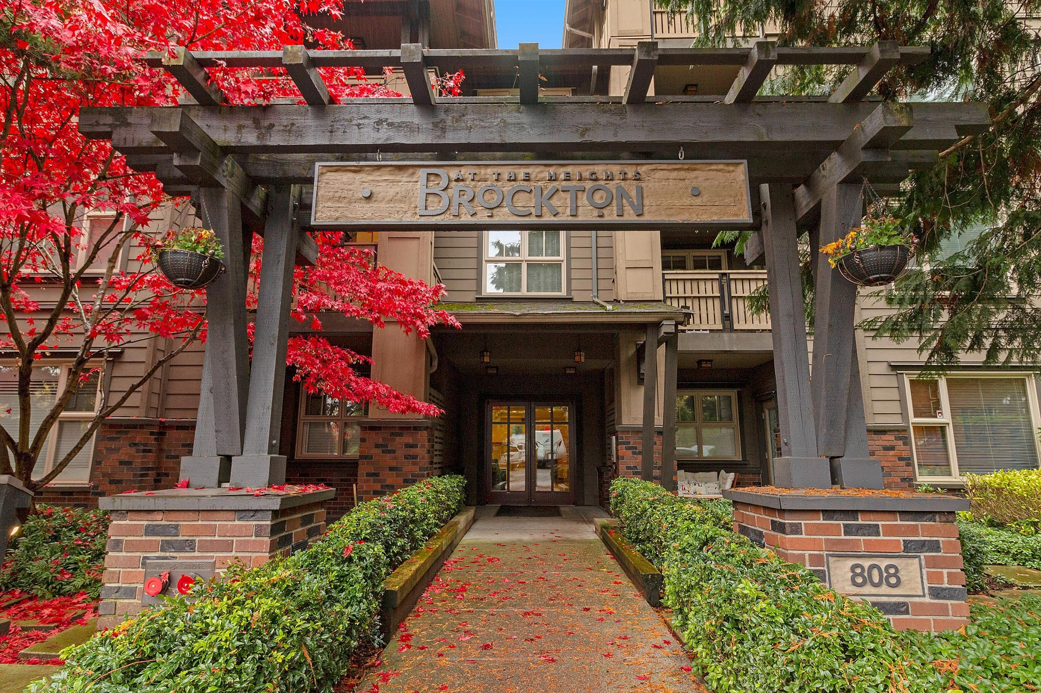 FEATURED LISTING: 402 - 808 SANGSTER Place New Westminster