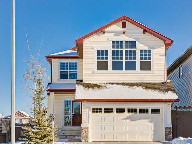 Main Photo: 298 EVEROAK Drive SW in Calgary: Evergreen Residential Detached Single Family for sale : MLS®# C3645080