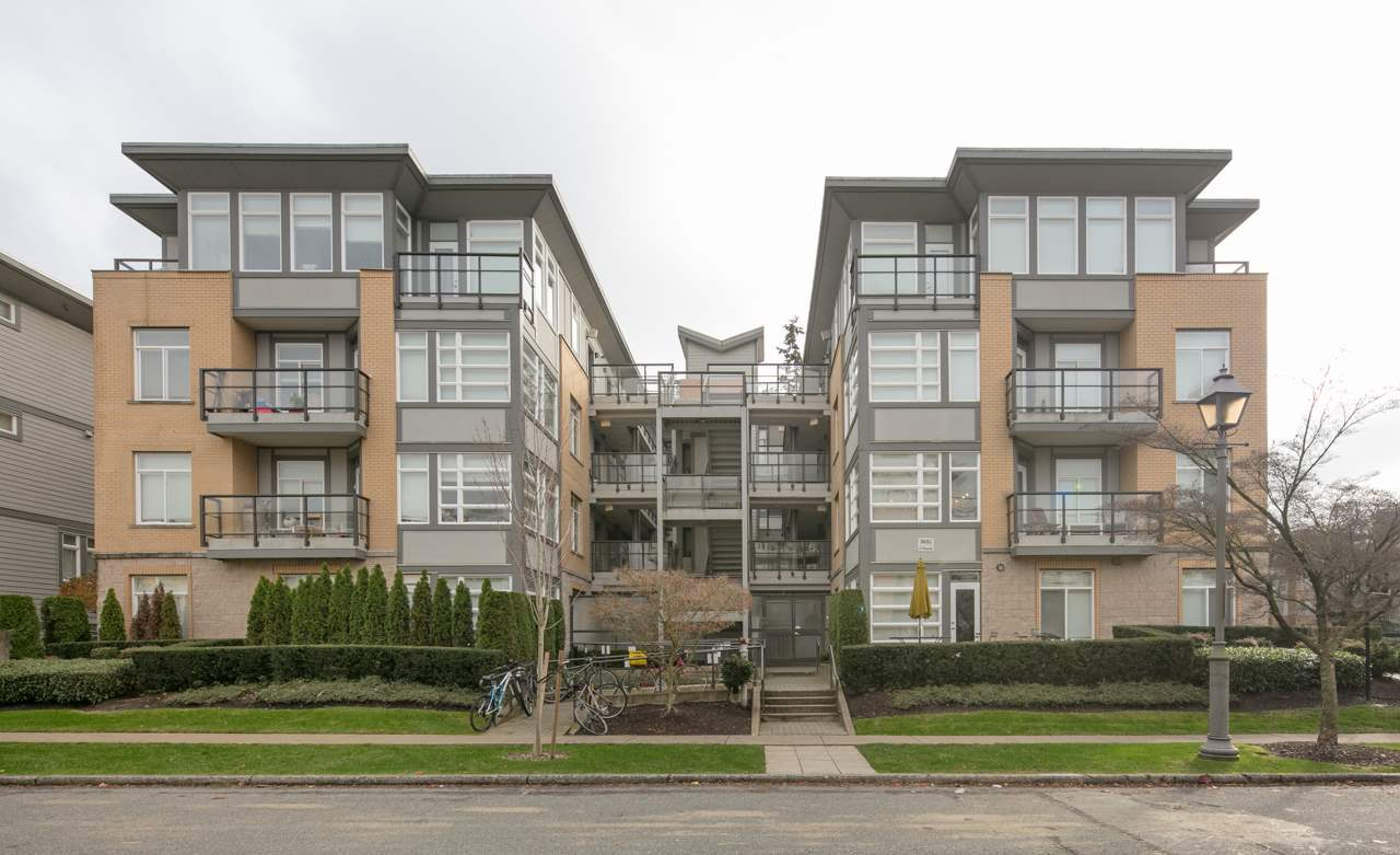 "Main Photo: 403 5692 KINGS Road in Vancouver: University VW Condo for sale in ""O'KEEFE"" (Vancouver West)  : MLS® # R2124954"