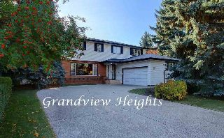 Main Photo: 12419 GRAND VIEW Drive in Edmonton: Zone 15 House for sale : MLS® # E4086092