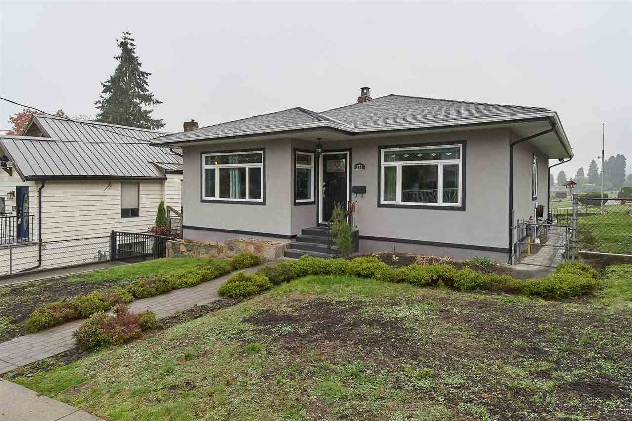"Main Photo: 358 ALBERTA Street in New Westminster: Sapperton House for sale in ""SAPPERTON"" : MLS®# R2318846"