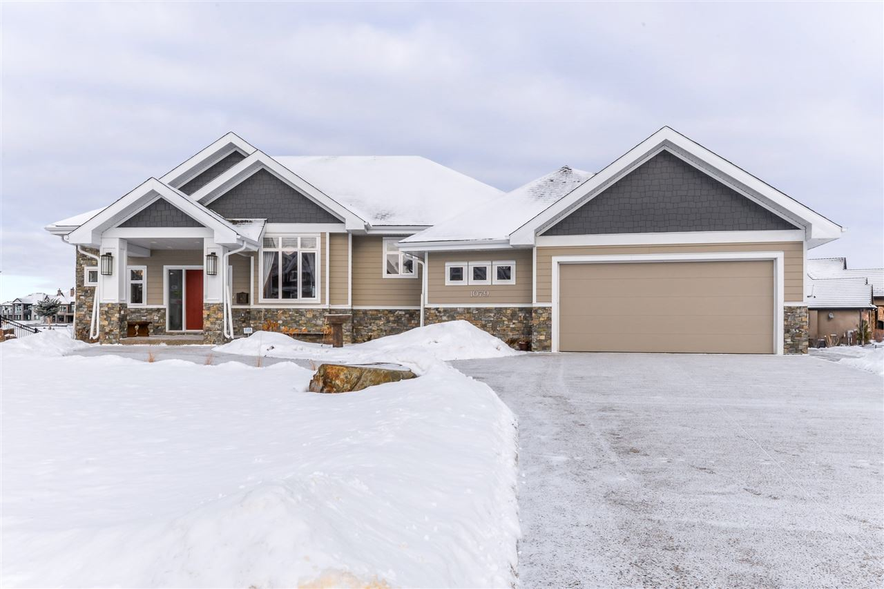 FEATURED LISTING: 1079 GENESIS LAKE Boulevard Stony Plain