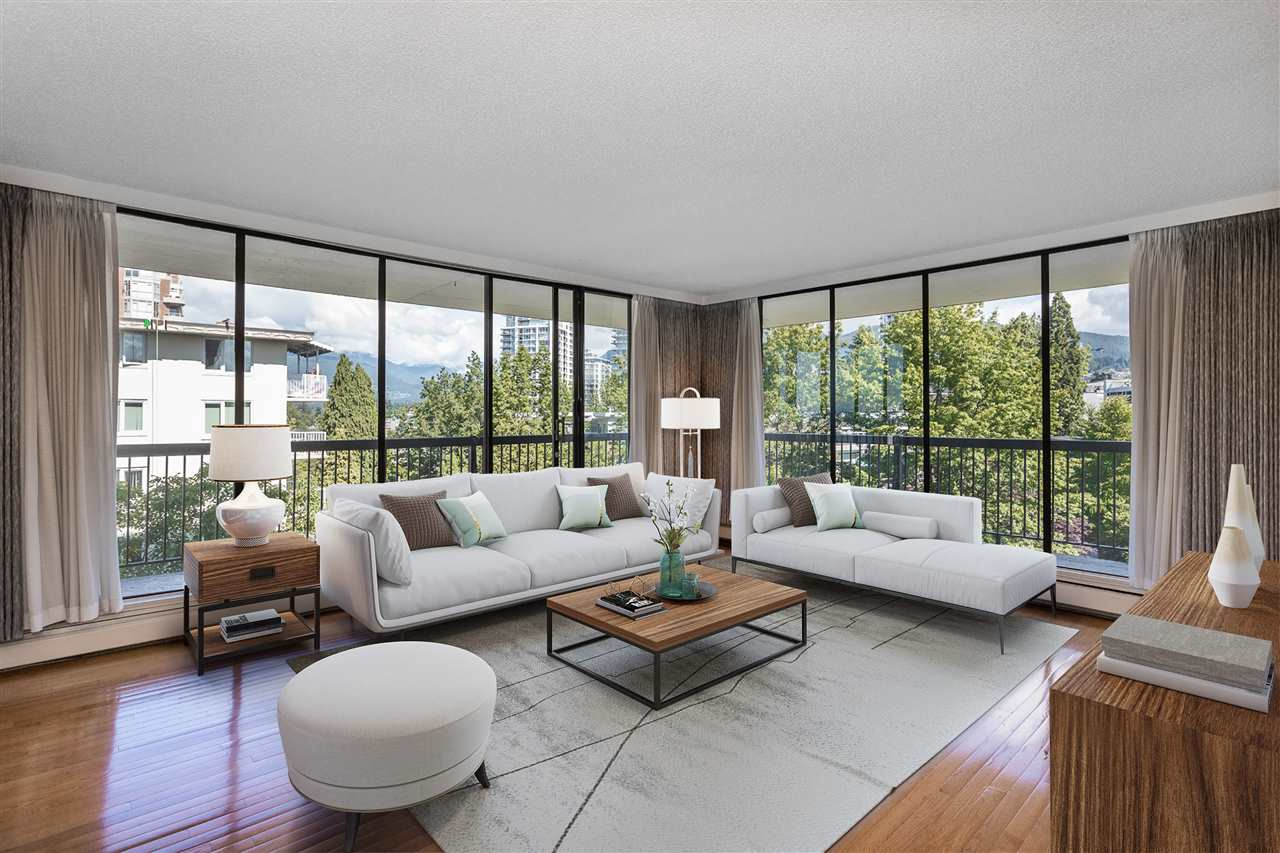 FEATURED LISTING: 702 - 114 KEITH Road West North Vancouver