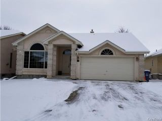 Main Photo: 94 Portwood Road in Winnipeg: Whyte Ridge Residential for sale (1P)  : MLS® # 1726270