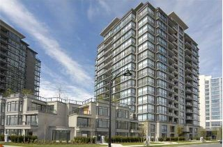 "Main Photo: 1301 3111 CORVETTE Way in Richmond: West Cambie Condo for sale in ""WALL CENTER"" : MLS® # R2233267"
