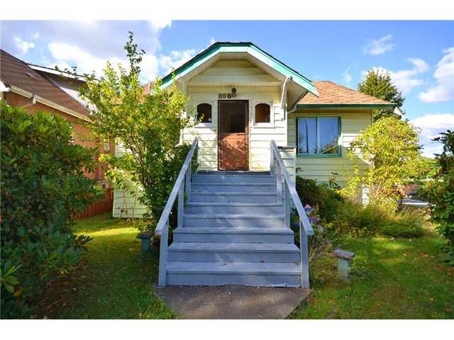 Main Photo: 895 E 27TH Avenue in Vancouver: Fraser VE House for sale (Vancouver East)  : MLS® # V906443