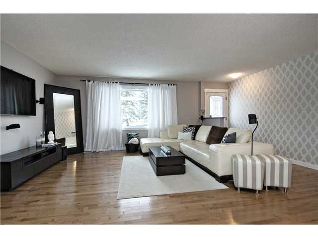 Photo 3: 6628 LAW Drive SW in CALGARY: Lakeview Residential Detached Single Family for sale (Calgary)  : MLS® # C3594389
