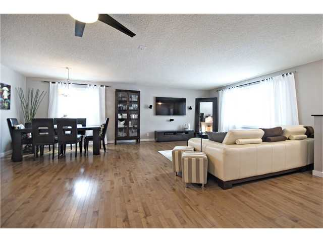 Photo 6: 6628 LAW Drive SW in CALGARY: Lakeview Residential Detached Single Family for sale (Calgary)  : MLS® # C3594389