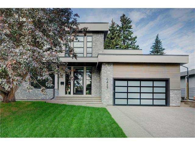 Main Photo: 6427 LAURENTIAN Way SW in Calgary: North Glenmore Park House for sale : MLS® # C4077730