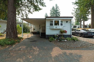 "Main Photo: 45 20071 24 Avenue in Langley: Brookswood Langley Manufactured Home for sale in ""FERNRIDGE"" : MLS® # R2195539"