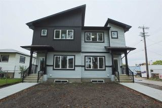 Main Photo:  in Edmonton: Zone 23 House Half Duplex for sale : MLS®# E4129754