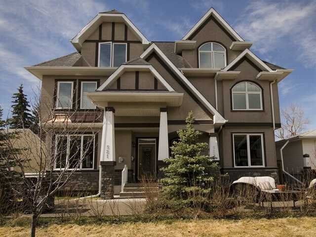 Main Photo: 1 523 34 Street NW in CALGARY: Parkdale Townhouse for sale (Calgary)  : MLS® # C3473184