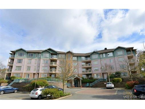 Main Photo: 409 799 Blackberry Road in VICTORIA: SE High Quadra Condo Apartment for sale (Saanich East)  : MLS®# 348697