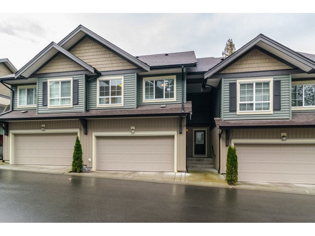 "Main Photo: 70 4967 220 Street in Langley: Murrayville Townhouse for sale in ""WINCHESTER ESTATES"" : MLS®# R2139299"
