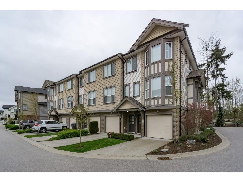 "Main Photo: 33 14838 61 Avenue in Surrey: Sullivan Station Townhouse for sale in ""Sequoia"" : MLS®# R2157322"