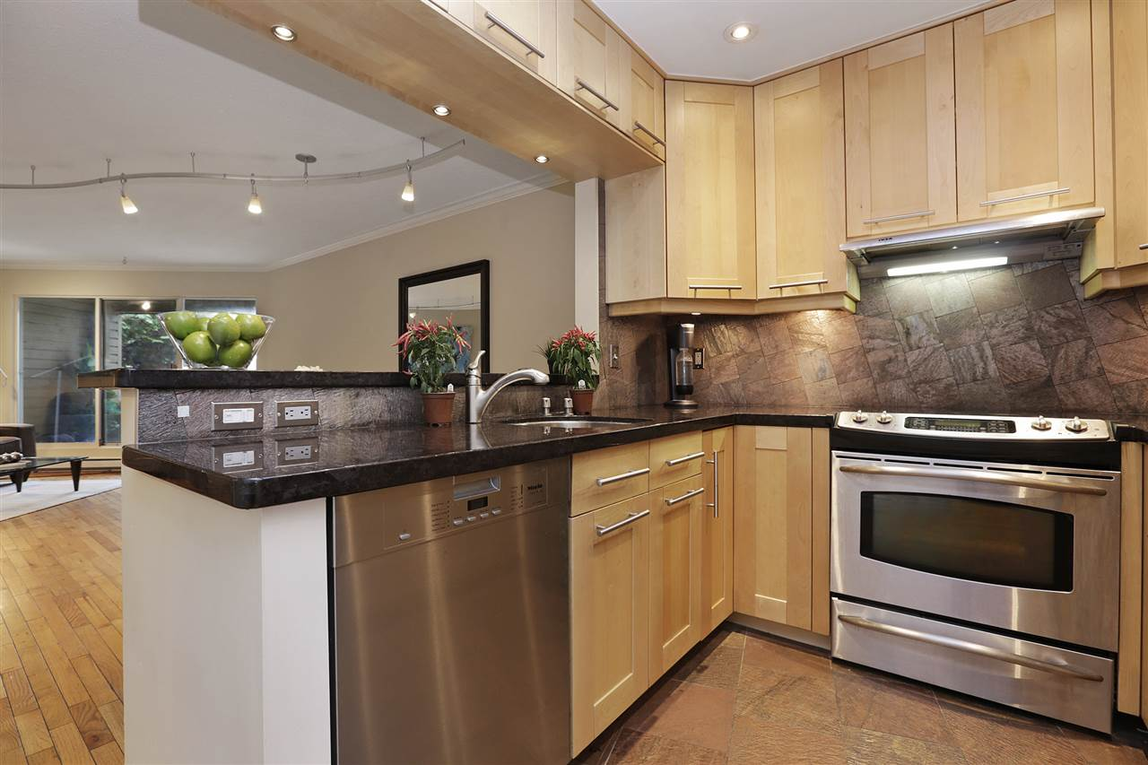 FEATURED LISTING: 112 1910 CHESTERFIELD Avenue North Vancouver