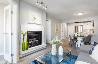 Main Photo: 314 2768 CRANBERRY Drive in Vancouver: Kitsilano Condo for sale (Vancouver West)  : MLS® # R2247415