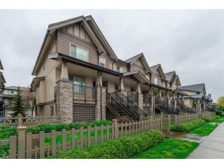 "Main Photo: 36 9525 204 Street in Langley: Walnut Grove Townhouse for sale in ""Time"" : MLS®# R2286540"