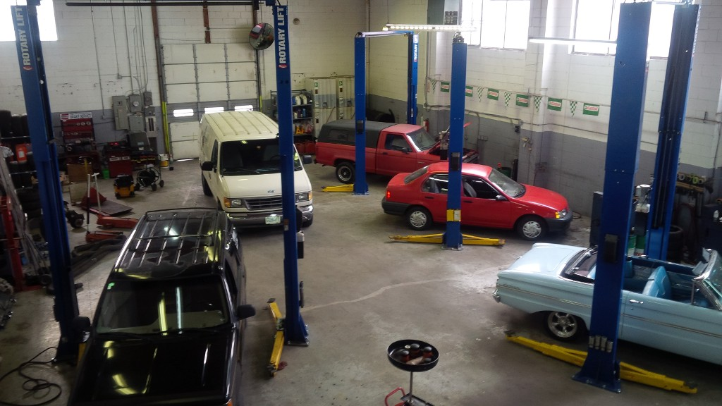 FEATURED LISTING: ~ Automotive Repair Shop
