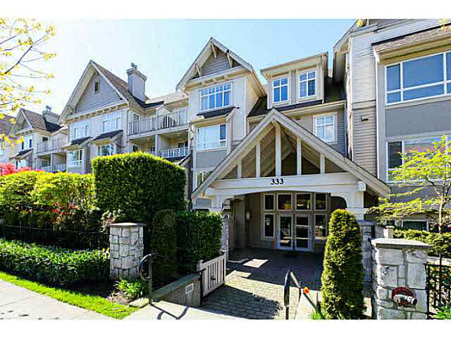 FEATURED LISTING: 311 - 333 1ST Street East North Vancouver