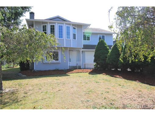 Main Photo: 3122 Flannagan Place in VICTORIA: Co Sun Ridge Single Family Detached for sale (Colwood)  : MLS®# 365213