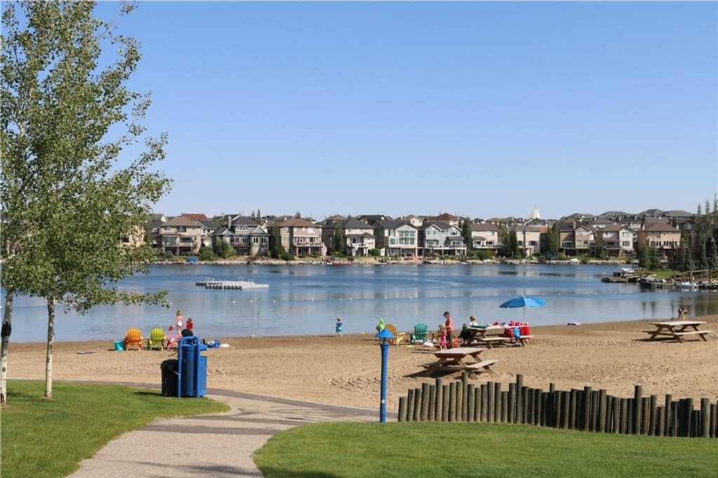 Living in Crystal Shores means you get year round access to Crystal Shores Lake. HOA fees are only $262.00/year for this.