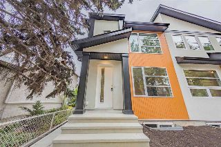 Main Photo:  in Edmonton: Zone 07 House Half Duplex for sale : MLS® # E4085793