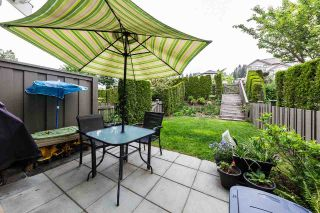 "Main Photo: 7 1305 SOBALL Street in Coquitlam: Burke Mountain Townhouse for sale in ""Tyneridge North"" : MLS®# R2285552"