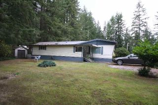 "Main Photo: 55 20071 24 Avenue in Langley: Brookswood Langley Manufactured Home for sale in ""FERNRIDGE MH PARK"" : MLS®# R2305649"