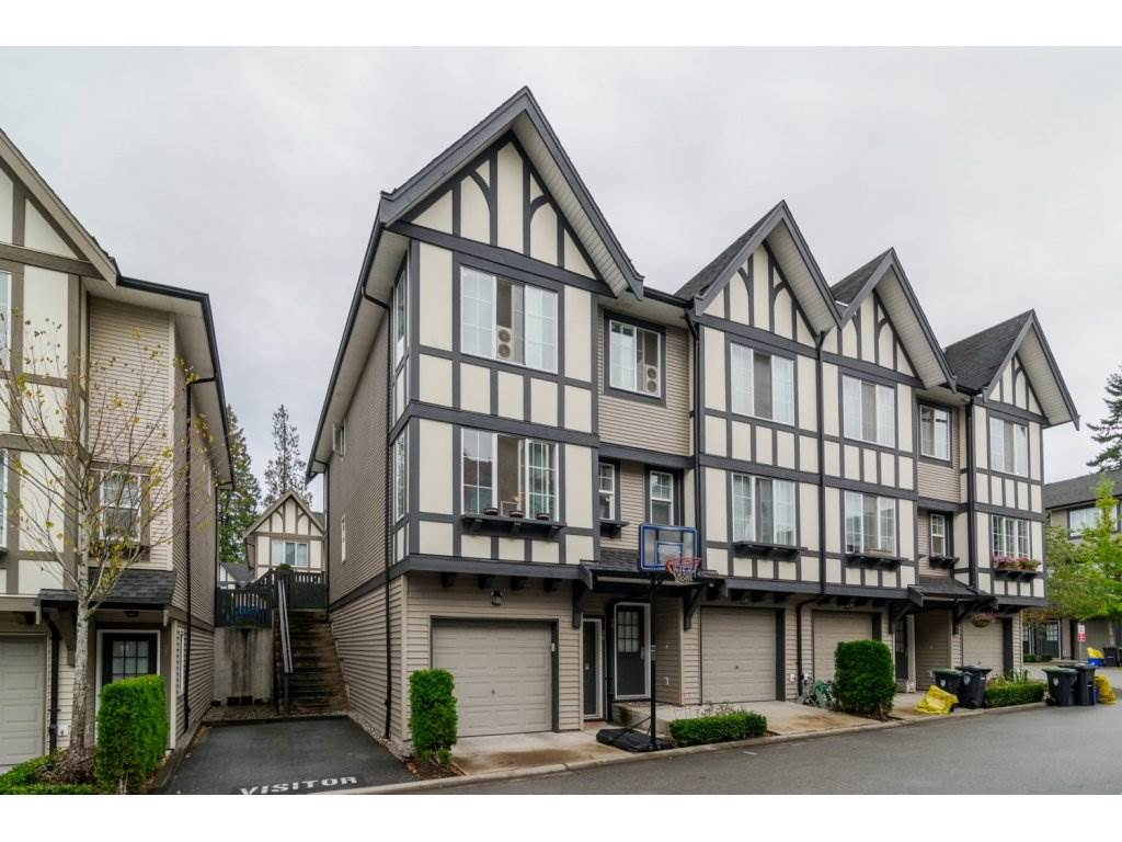 "Main Photo: 36 20875 80 Avenue in Langley: Willoughby Heights Townhouse for sale in ""PEPPERWOOD"" : MLS®# R2106708"