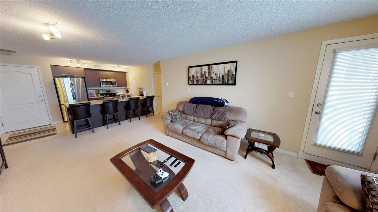 Main Photo: 2203 7343 SOUTH TERWILLEGAR Drive NW in Edmonton: Zone 14 Condo for sale : MLS®# E4095499