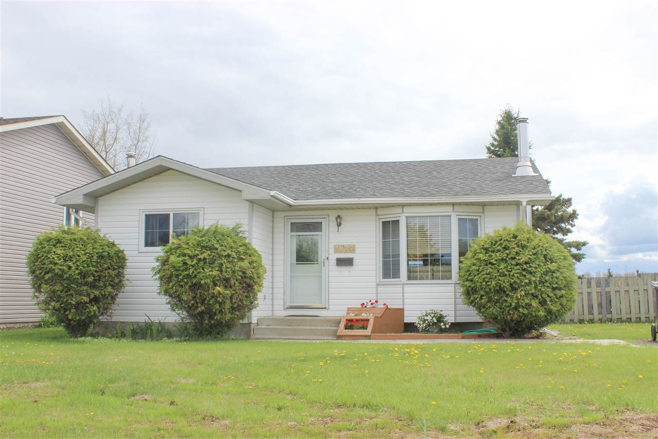 Main Photo: 1820 Forest Drive: Cold Lake House for sale : MLS®# E4098327