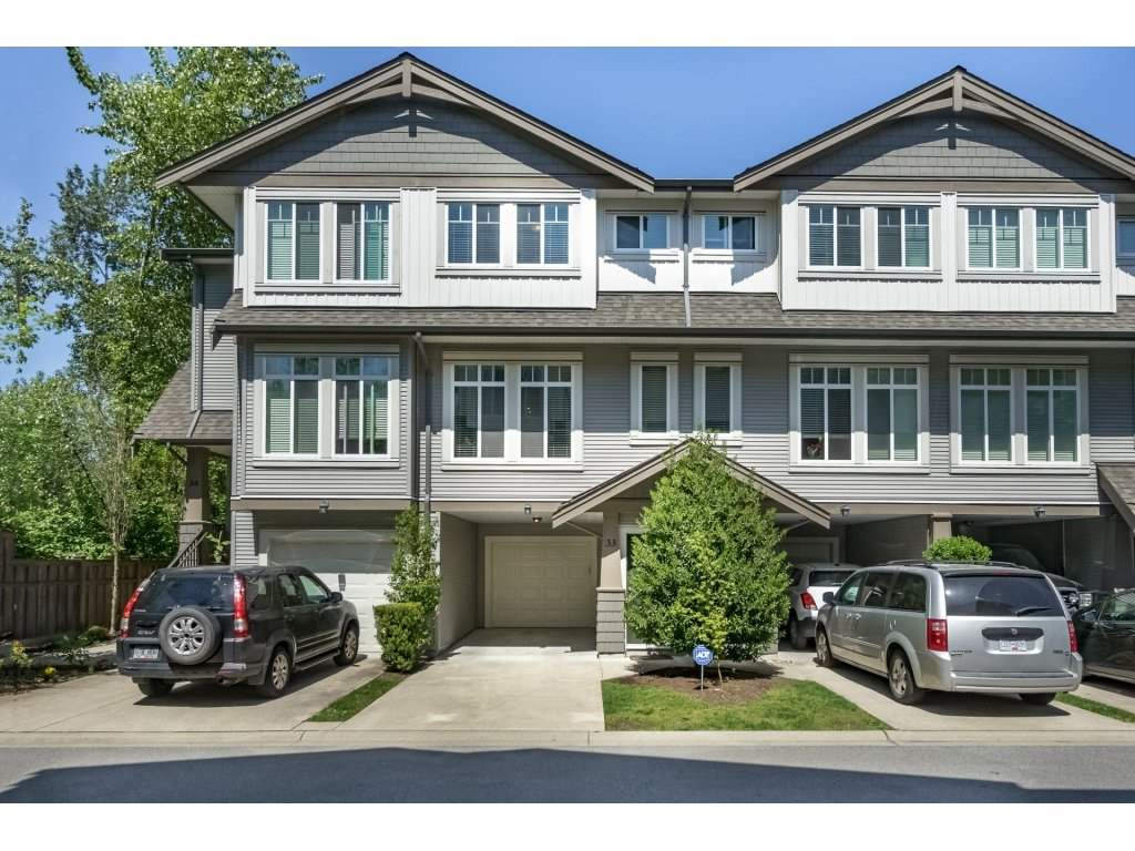 Main Photo: 33 8250 209B Street in Langley: Willoughby Heights Townhouse for sale : MLS®# R2267835