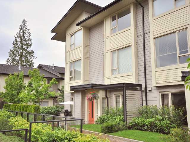 "Main Photo: 98 9229 UNIVERSITY Crescent in Burnaby: Simon Fraser Univer. Condo for sale in ""SERENITY"" (Burnaby North)  : MLS® # V872632"