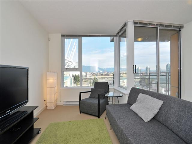 FEATURED LISTING: 1201 - 33 SMITHE Street Vancouver