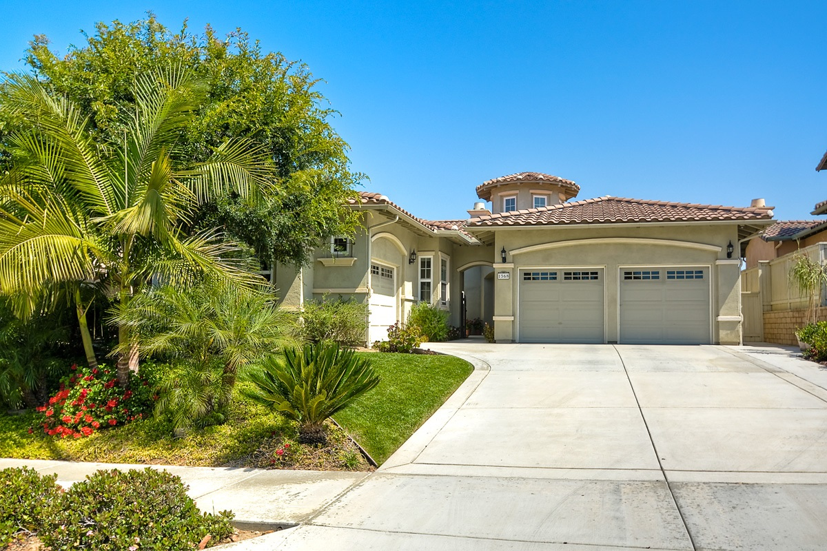 Main Photo: CARLSBAD WEST House for sale : 4 bedrooms : 1568 Triton in Carlsbad