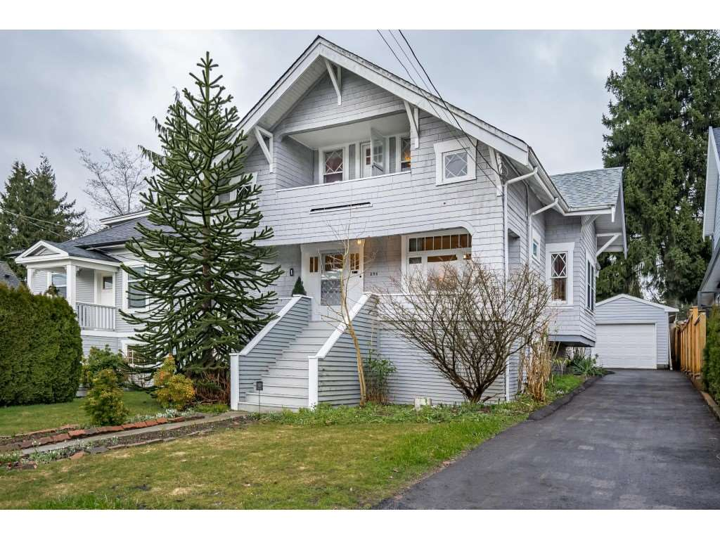 FEATURED LISTING: 256 EIGHTH Avenue New Westminster