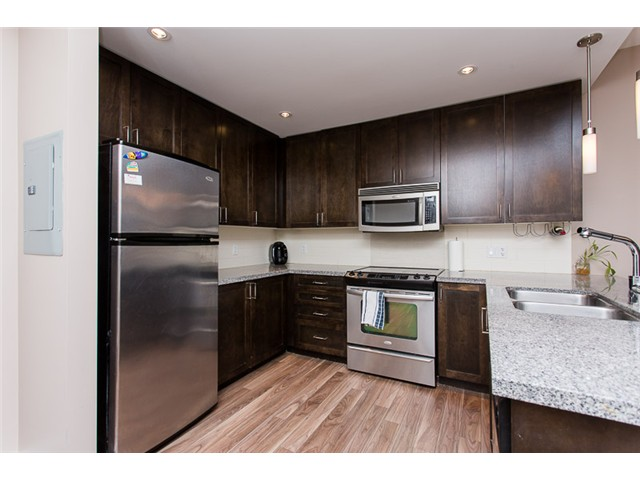 "Photo 3: 403 2368 MARPOLE Avenue in Port Coquitlam: Central Pt Coquitlam Condo for sale in ""RIVER ROCK LANDING"" : MLS® # V1101587"