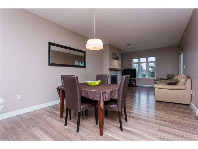 "Photo 4: 403 2368 MARPOLE Avenue in Port Coquitlam: Central Pt Coquitlam Condo for sale in ""RIVER ROCK LANDING"" : MLS® # V1101587"