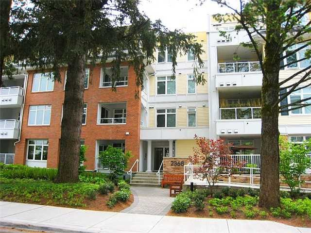 "Photo 2: 403 2368 MARPOLE Avenue in Port Coquitlam: Central Pt Coquitlam Condo for sale in ""RIVER ROCK LANDING"" : MLS® # V1101587"