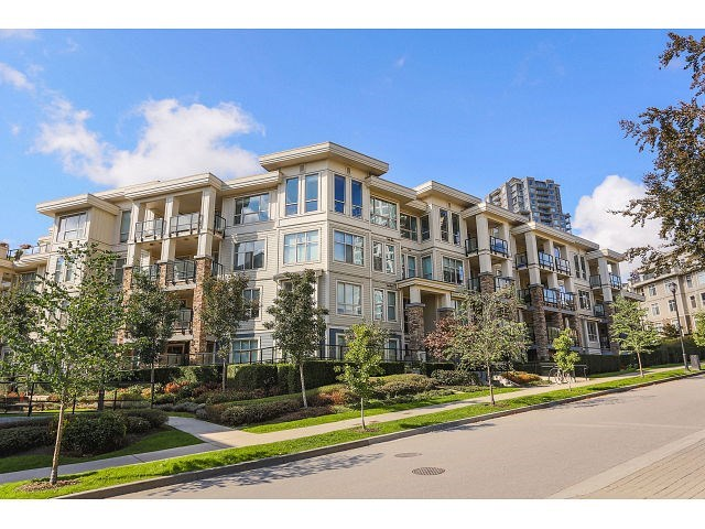 "Main Photo: 205 250 FRANCIS Way in NEW WEST: Fraserview NW Condo for sale in ""THE GROVE"" (New Westminster)  : MLS®# R2002337"