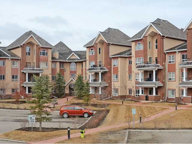 Main Photo: 125 30 SIERRA MORENA Landing SW in CALGARY: Richmond Hill Condo for sale (Calgary)  : MLS® # C3612407