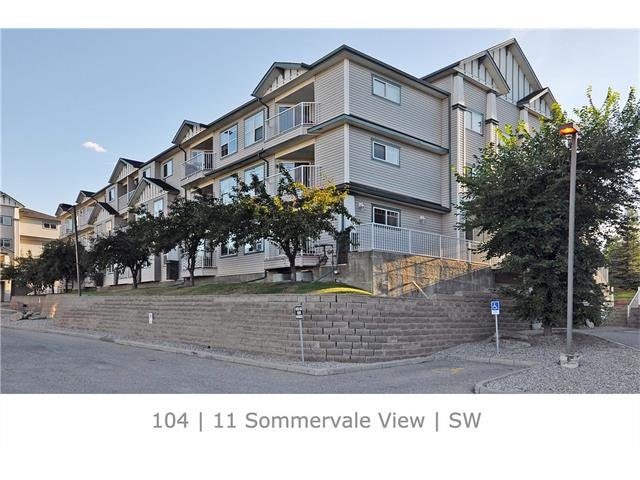 Main Photo: 104 11 SOMERVALE View SW in Calgary: Somerset Condo for sale : MLS® # C4023958