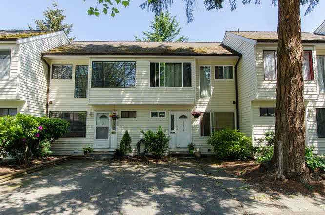 "Main Photo: 31 9358 128 Street in Surrey: Queen Mary Park Surrey Townhouse for sale in ""Surrey Meadows"" : MLS® # R2007748"