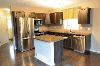 Main Photo: 13 655 TAMARACK Road in Edmonton: Zone 30 House Half Duplex for sale : MLS® # E4086110