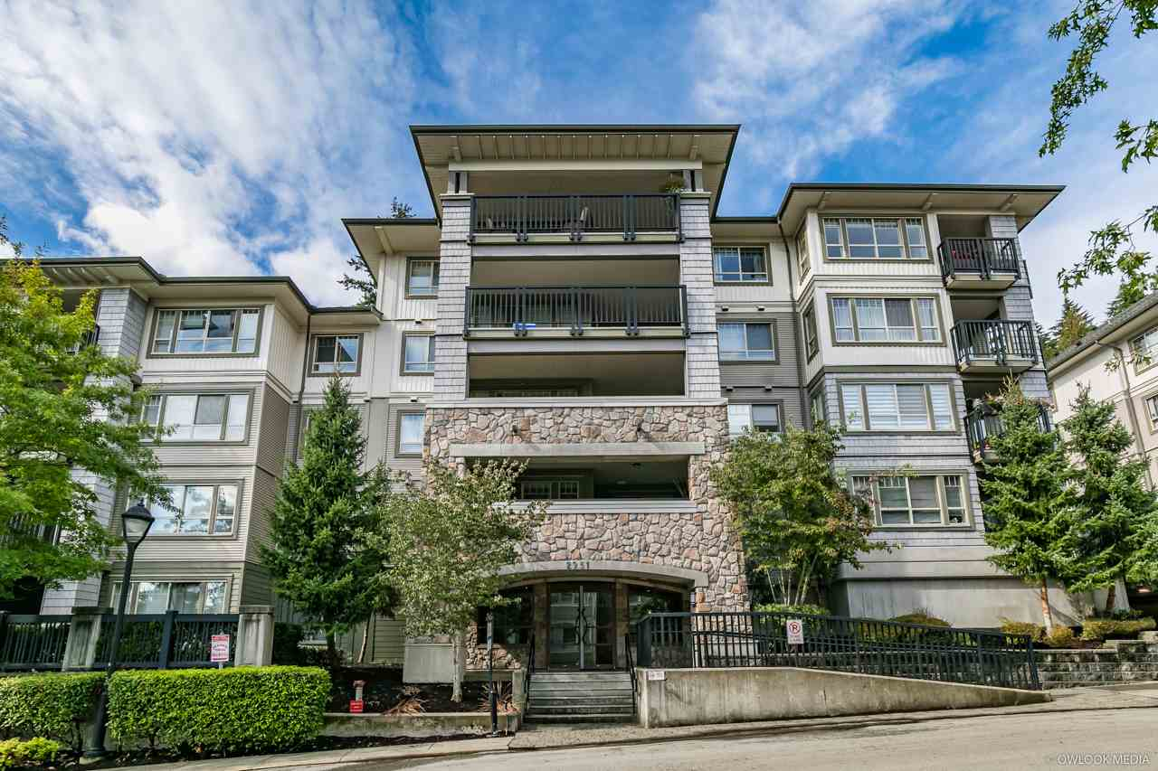"Main Photo: 307 2951 SILVER SPRINGS Boulevard in Coquitlam: Westwood Plateau Condo for sale in ""Tantalus At Silver Springs"" : MLS®# R2304630"