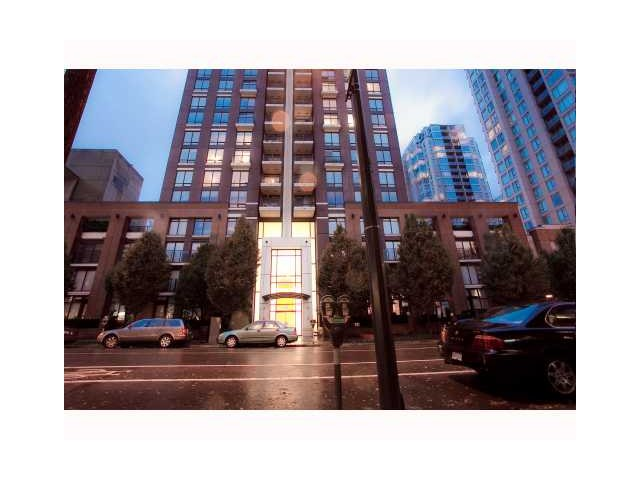 Main Photo: 904 1055 HOMER Street in Vancouver: Yaletown Condo for sale (Vancouver West)  : MLS® # V969340